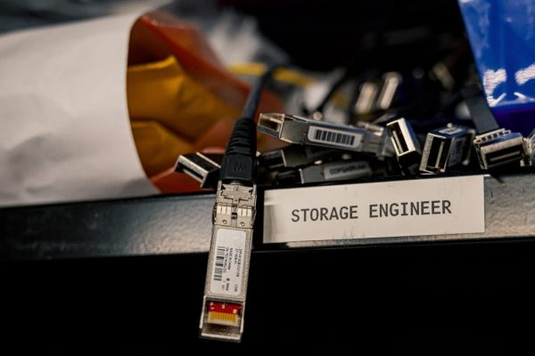 engineer servers cables