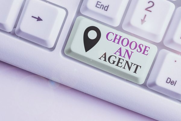 registered agent business address